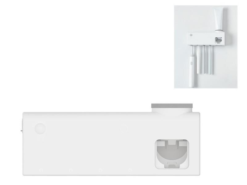 Умный держатель для дезинфекции зубных щеток Xiaomi Dr.Meng UV Toothbrush Sterilizer MKKJ01