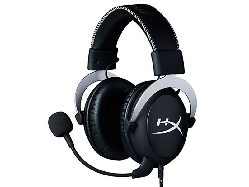Наушники HyperX CloudX Game Port Black HX-HS5CX-SR