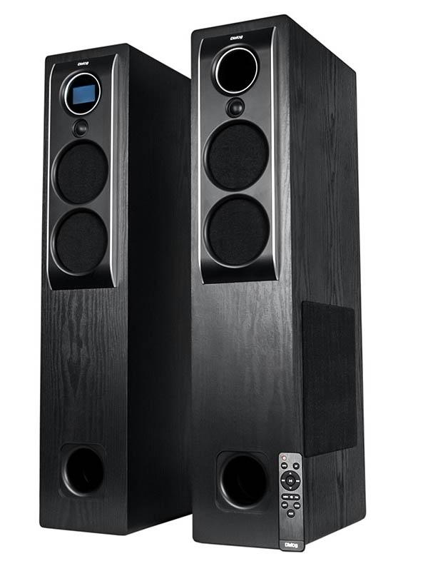 Колонка Dialog Progressive AP-2500 Black