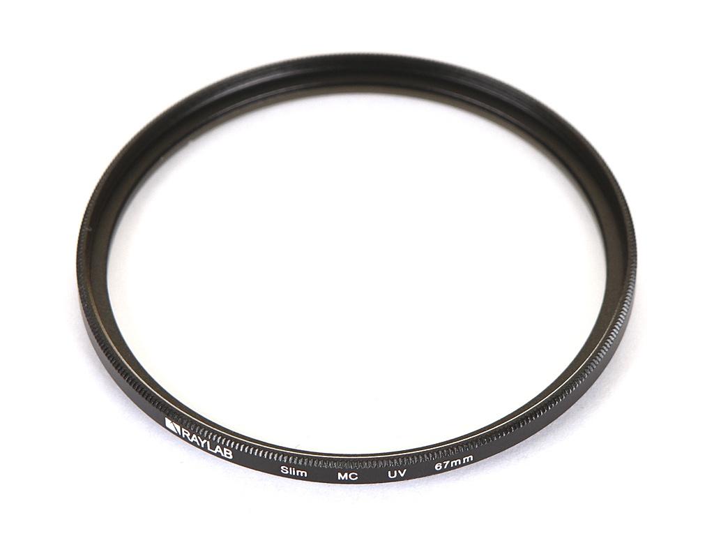 Светофильтр Raylab UV Slim 67mm RLSUV67