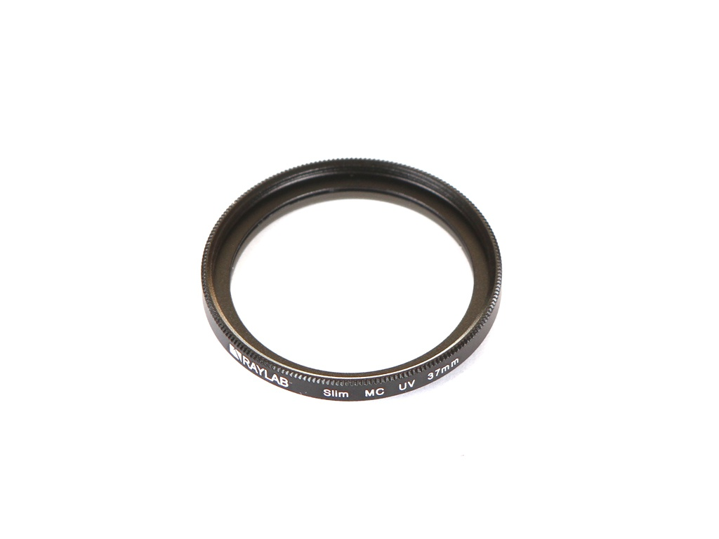 Светофильтр Raylab UV Slim 37mm RLSUV37