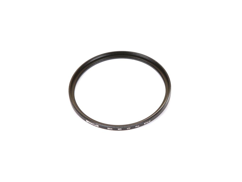 Светофильтр Raylab UV MC Slim Pro 67mm RLSMCUVPro67 светофильтр marumi fit slim mc uv l390 67mm