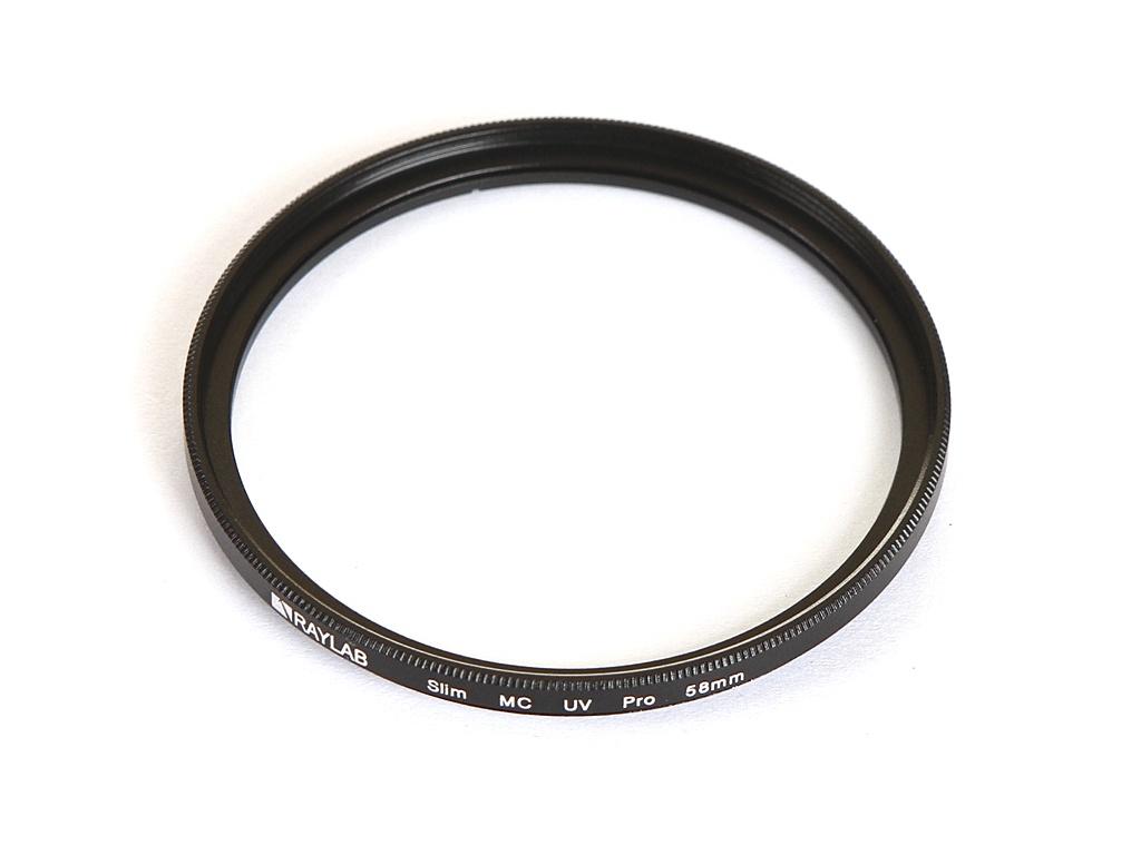 Светофильтр Raylab UV MC Slim Pro 58mm RLSMCUVPro58