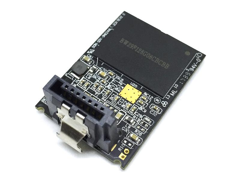 Твердотельный накопитель Espada SSD DOM 16Gb ES1LMS1603-016