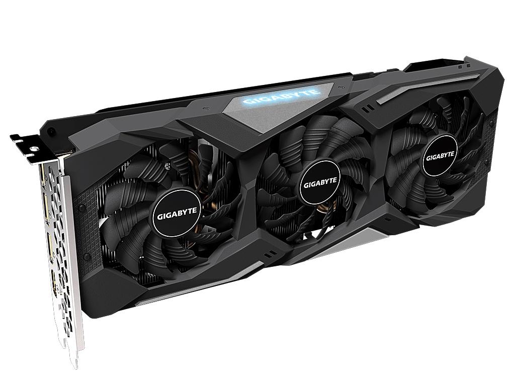 Видеокарта GigaByte Radeon RX 5500 XT Gaming 8192Mb 256bit GDDR6 1465/14000 DVIx1/HDMIx1/DP GV-R55XTGAMING OC-8GD