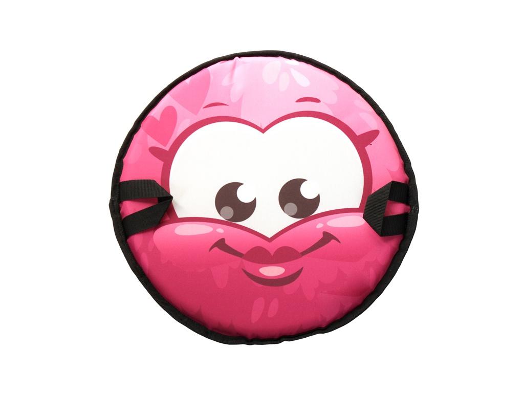 Ледянка Fani Sani Пушистик 45cm Pink 80993