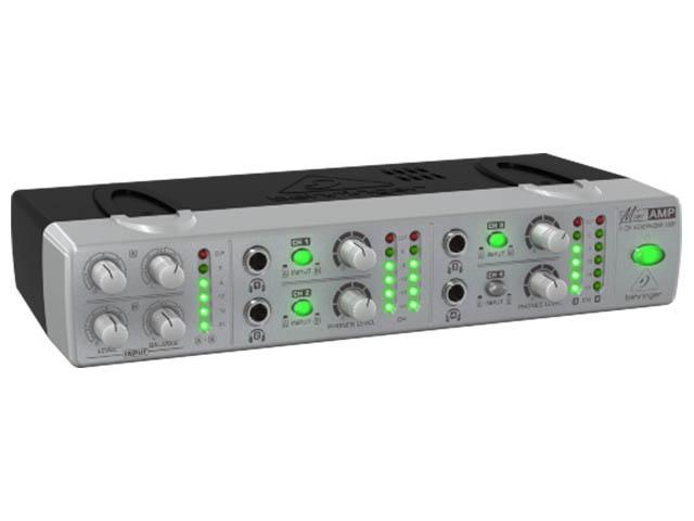 Усилитель Behringer AMP 800 усилитель dynavox pkv 800 bl