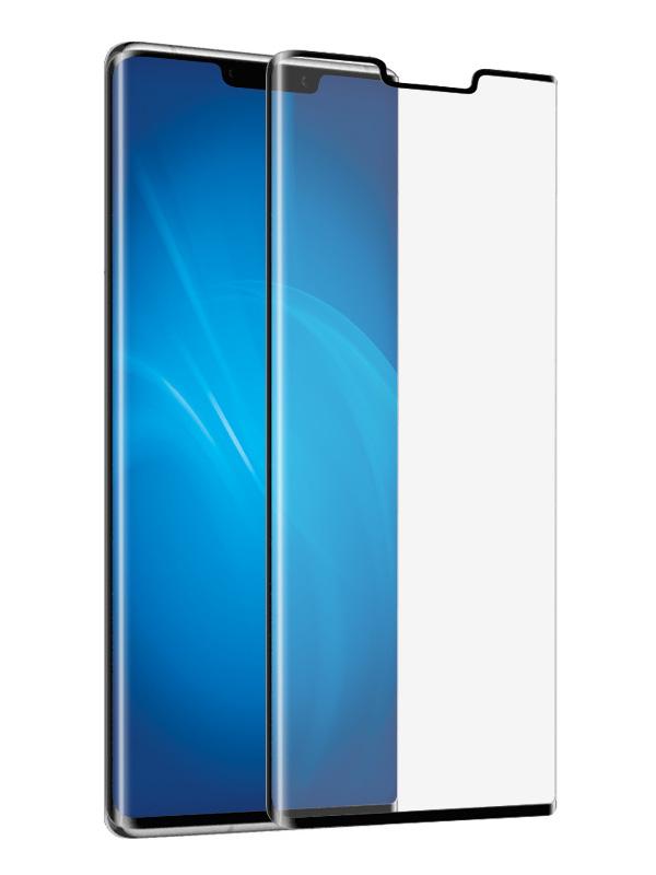 Гибридная защитная пленка Red Line для Huawei Mate 30 Pro PMMA 3D Black УТ000019273