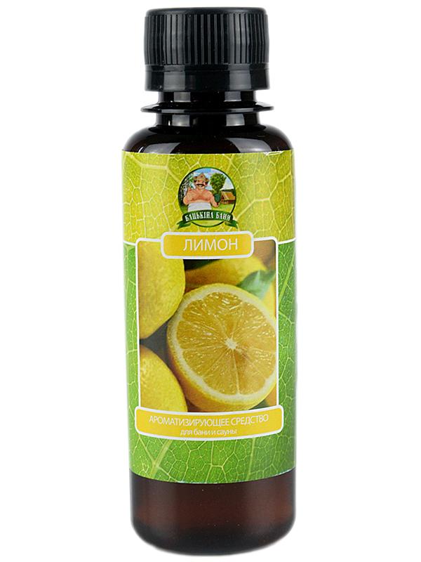 Ароматизатор Бацькина баня Лимон 17007