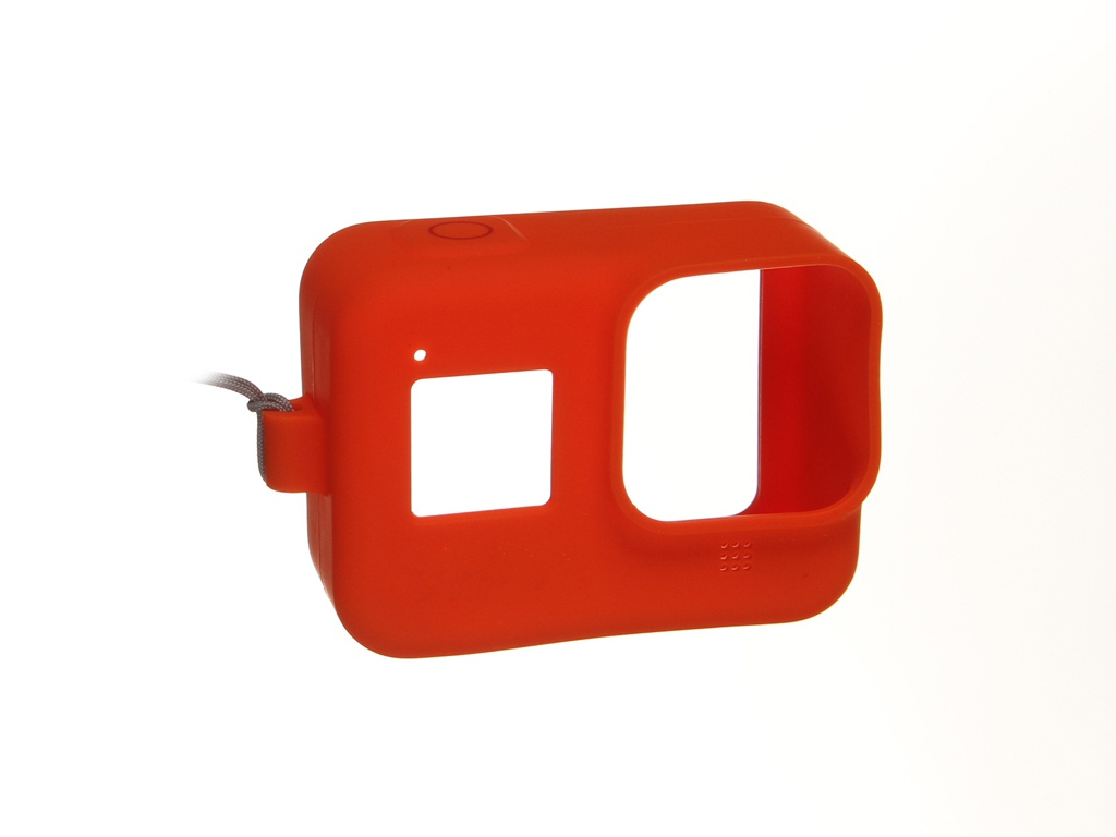 Фото - Аксессуар GoPro AJSST-004 Orange для Hero 8 чехол силиконовый аксессуар для упаковки бант