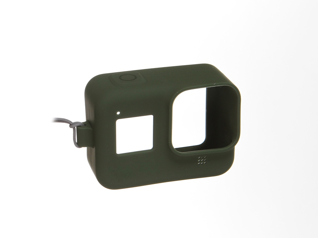 Фото - Аксессуар GoPro AJSST-005 Green для Hero 8 чехол силиконовый аксессуар gopro dive housing ajdiv 001 водонепроницаемый бокс для hero 8