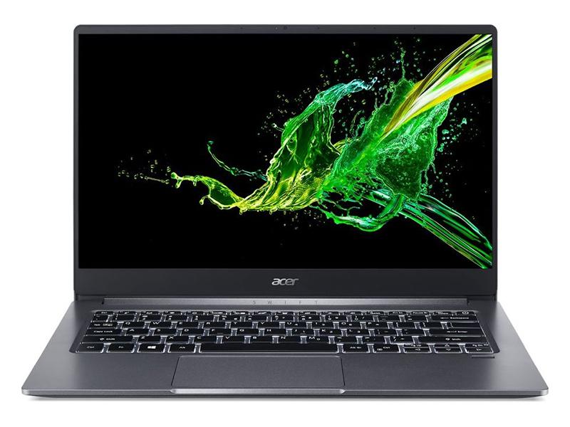 Ноутбук Acer Swift SF314-57-545A NX.HJFER.005 (Intel Core i5-1035G1 1.0GHz/8192Mb/256Gb SSD/No ODD/Intel HD Graphics/Wi-Fi/Bluetooth/Cam/14.0/1920x1080/Linux) — NX.HJFER.005