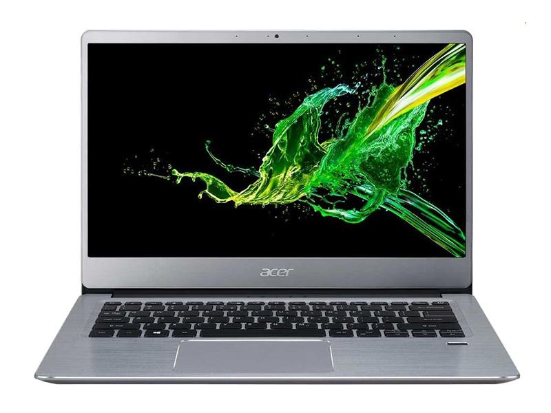 Ноутбук Acer Swift SF314-58-71HA NX.HPMER.001 (Intel Core i7-10510U 1.8GHz/8192Mb/512Gb SSD/No ODD/Intel HD Graphics/Wi-Fi/Bluetooth/Cam/14.0/1920x1080/Linux)