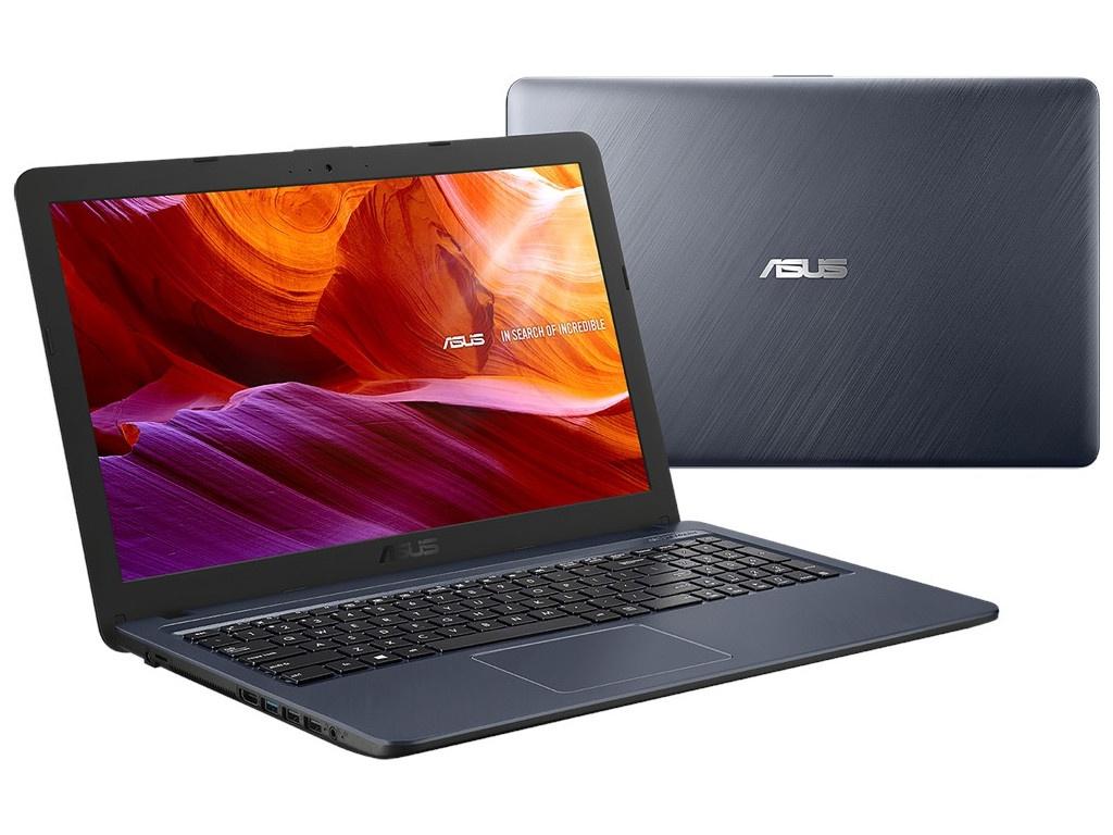 Ноутбук ASUS X543BA XMAS Edition 90NB0IY7-M08710 (AMD A4-9125 2.3GHz/4096Mb/256Gb SSD/AMD Radeon R3/Wi-Fi/15.6/1920x1080/Endless)