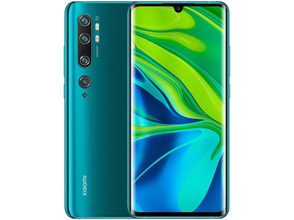 Сотовый телефон Xiaomi Mi Note 10 Pro 8/256GB Green