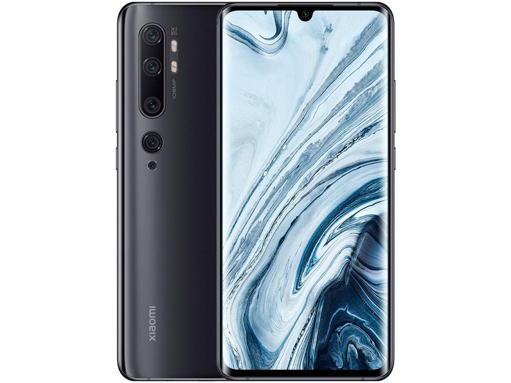 Сотовый телефон Xiaomi Mi Note 10 Pro 8/256GB Black