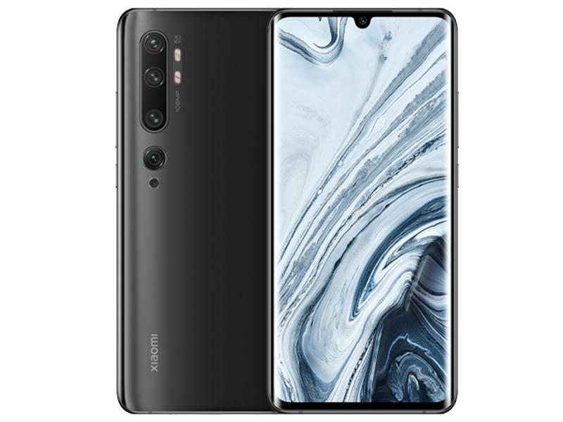 Сотовый телефон Xiaomi Mi Note 10 6/128GB Black