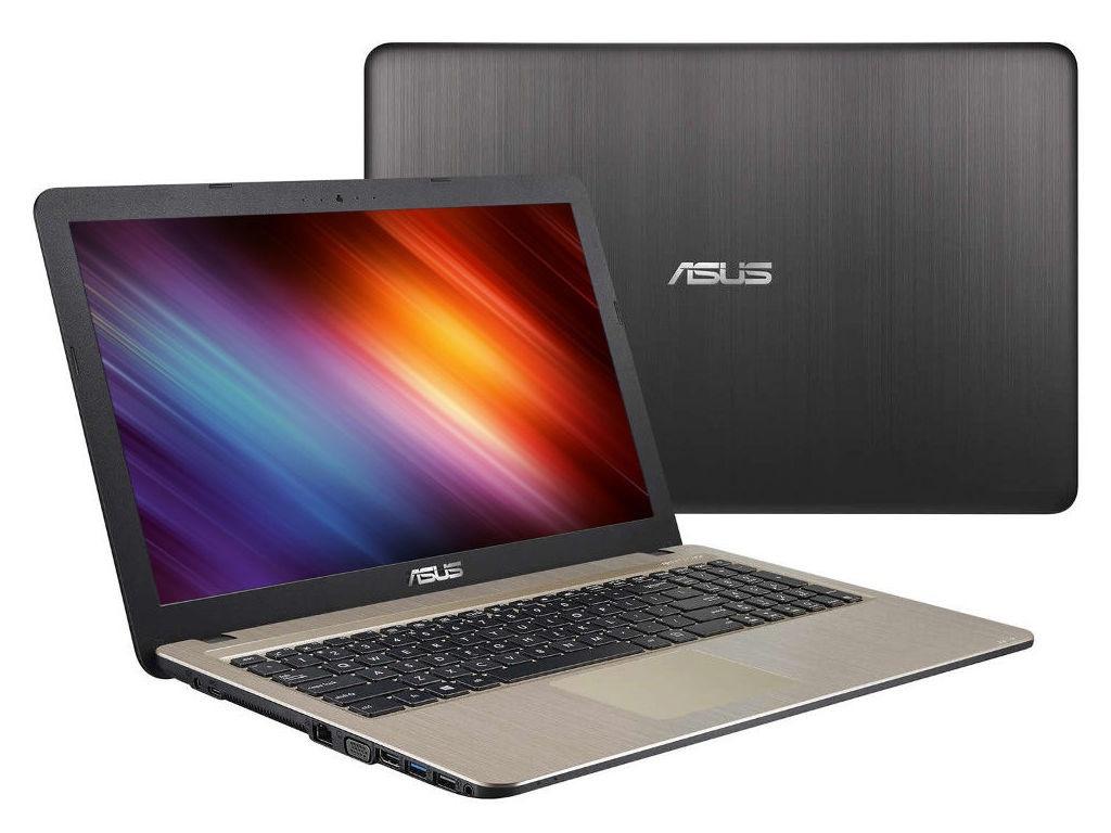 Ноутбук ASUS X540YA-XO751D 90NB0CN1-M11250 (AMD E2-6110 1.5GHz/4096Mb/1000Gb/AMD Radeon R2/Wi-Fi/Bluetooth/Cam/15.6/1366x768/DOS)