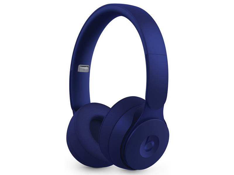 Наушники Beats Solo Pro Wireless More Matte Collection Dark Blue MRJA2EE/A