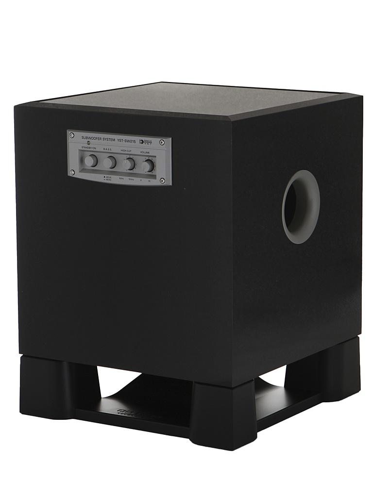 цена на Колонки Yamaha YST-SW215 Black AYSTSW215PIANO