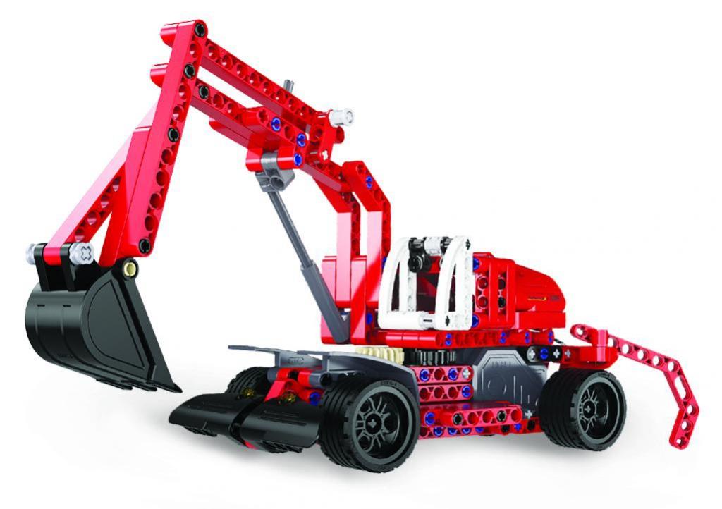 Конструктор Evoplay Excavator 235 дет. CB-104C
