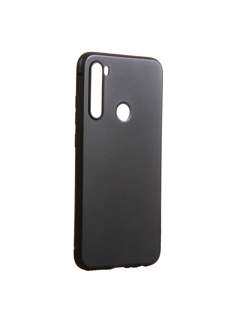 Чехол Innovation для Xiaomi Redmi Note 8 Matte Black 16691