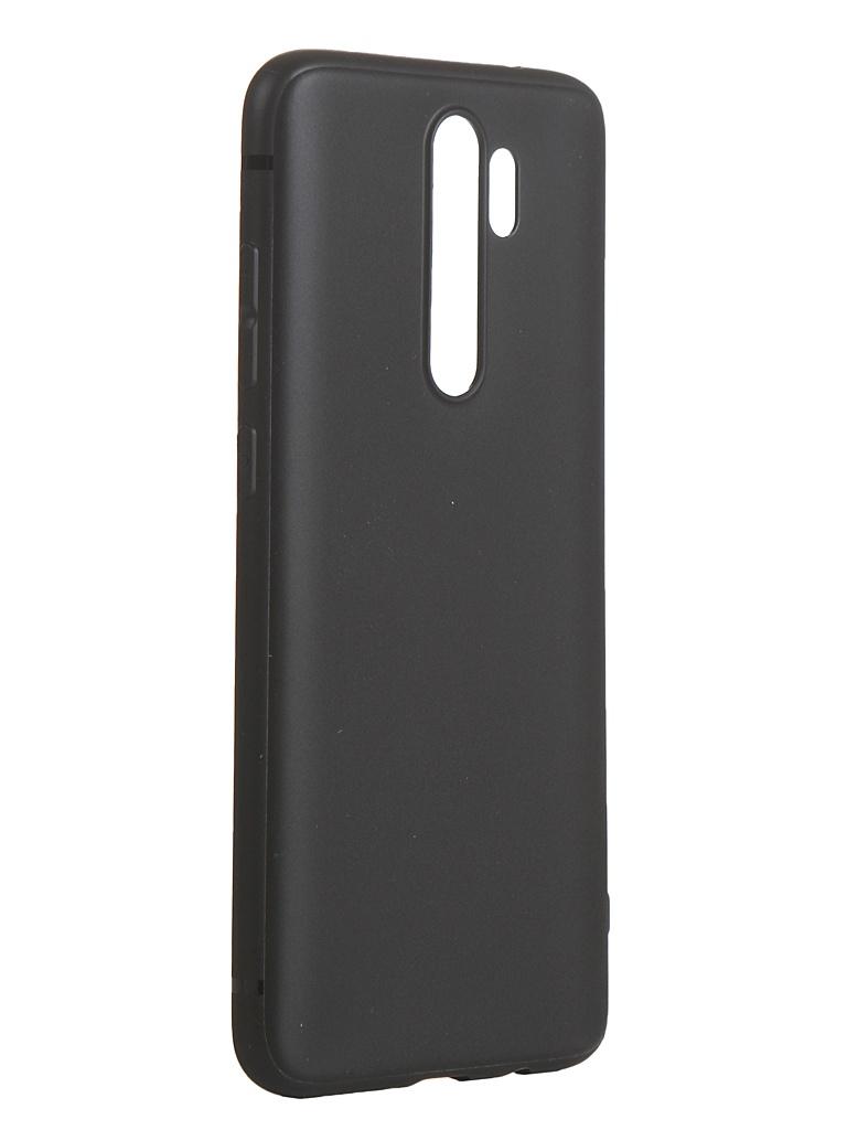 Чехол Innovation для Xiaomi Redmi Note 8 Pro Matte Black 16526