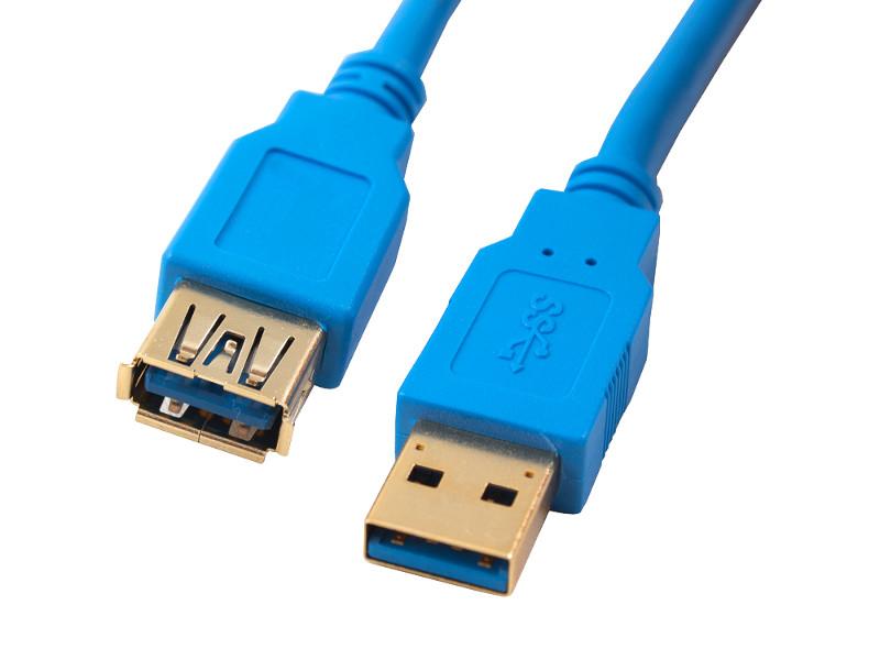Фото - Аксессуар Behpex USB 3.0 AM-AF 1.5m аксессуар