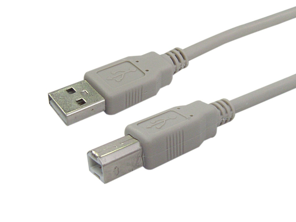 Аксессуар Behpex USB 2.0 AM-BM 1.8m аксессуар