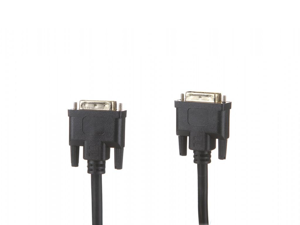 Аксессуар Behpex DVI-D Dual Link M - 5m Black