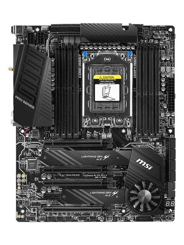Материнская плата MSI TRX40 Pro WIFI
