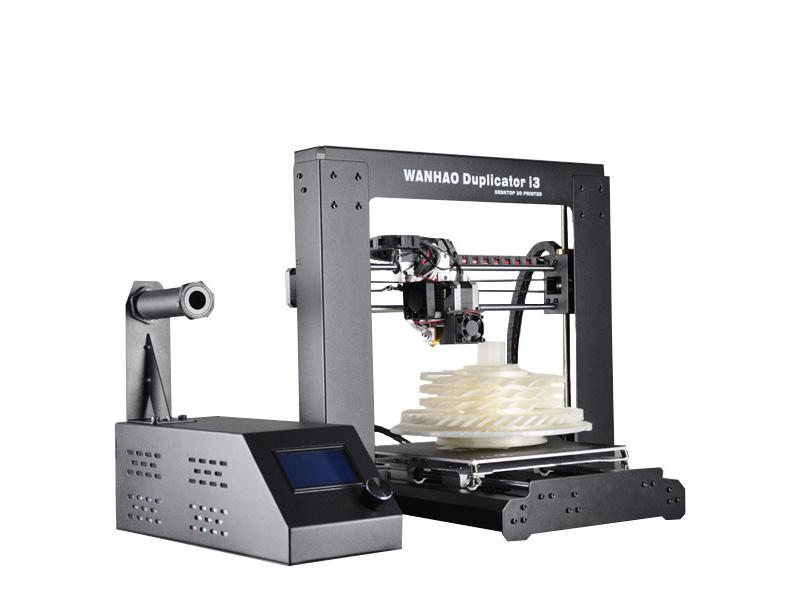 3D принтер Wanhao Duplicator i3 v2.1 Di3_2_G со стеклом на стол