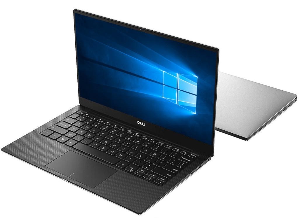 Ноутбук Dell XPS 13 7390 7390-7650 (Intel Core i5-10210U 1.6GHz/8192Mb/256Gb SSD/No ODD/Intel HD Graphics/Wi-Fi/Bluetooth/Cam/13.3/1920x1080/Windows 10 64-bit)