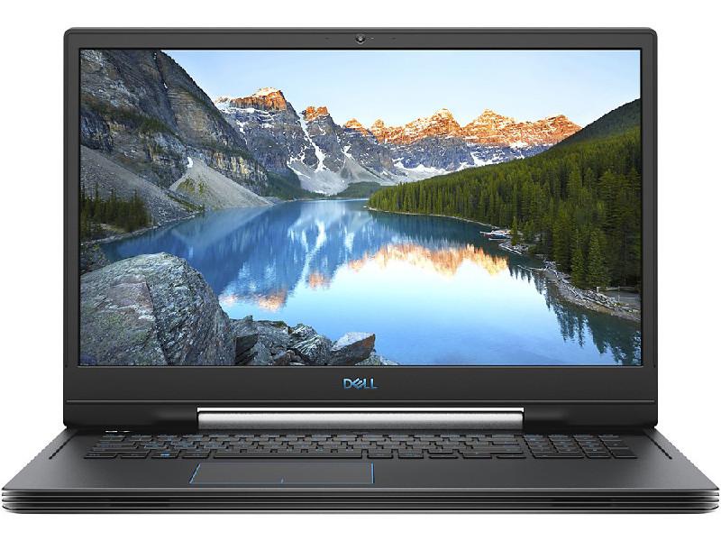 Ноутбук Dell G7 7790 G717-8245 (Intel Core i7-9750H 2.6GHz/8192Mb/1000Gb + 256Gb SSD/nVidia GeForce RTX 2060 6144Mb/Wi-Fi/Bluetooth/Cam/17.3/1920x1080/Linux) — G717-8245