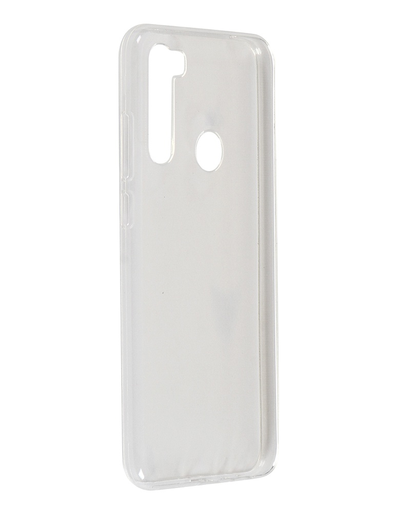 Чехол Zibelino для Xiaomi Redmi Note 8T Ultra Thin Case Transparent ZUTC-XMI-RDM-NOT8T-WHT