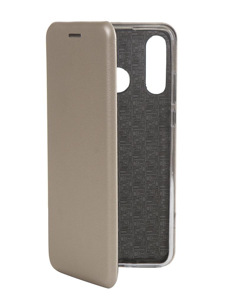 Чехол Zibelino для Huawei P30 Lite/Honor 20S 2019 Book Gold ZB-HUW-P30-LIT-GLD