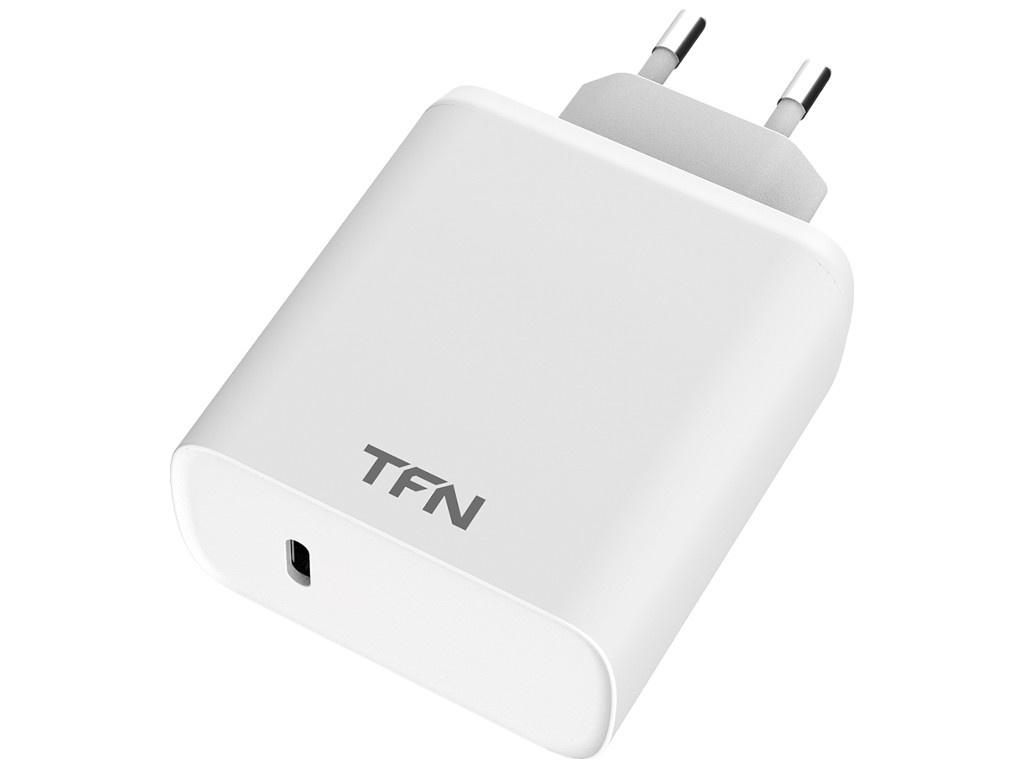 Зарядное устройство TFN Rapid PD3.0 30W White TFN-WCRPD30WPDWH