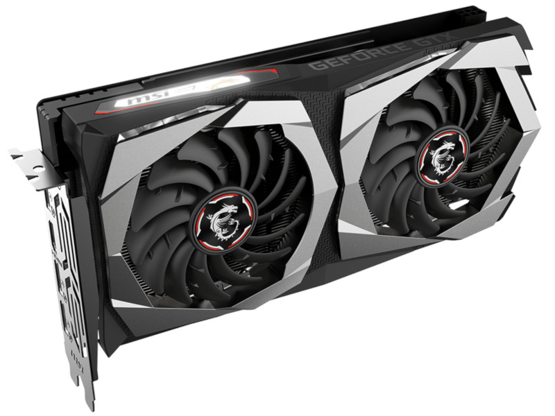 Видеокарта MSI GeForce GTX 1650 Super 1755Mhz PCI-E 3.0 4096Mb 12000Mhz 128 bit 3xDP HDMI HDCP SUPER GAMING X