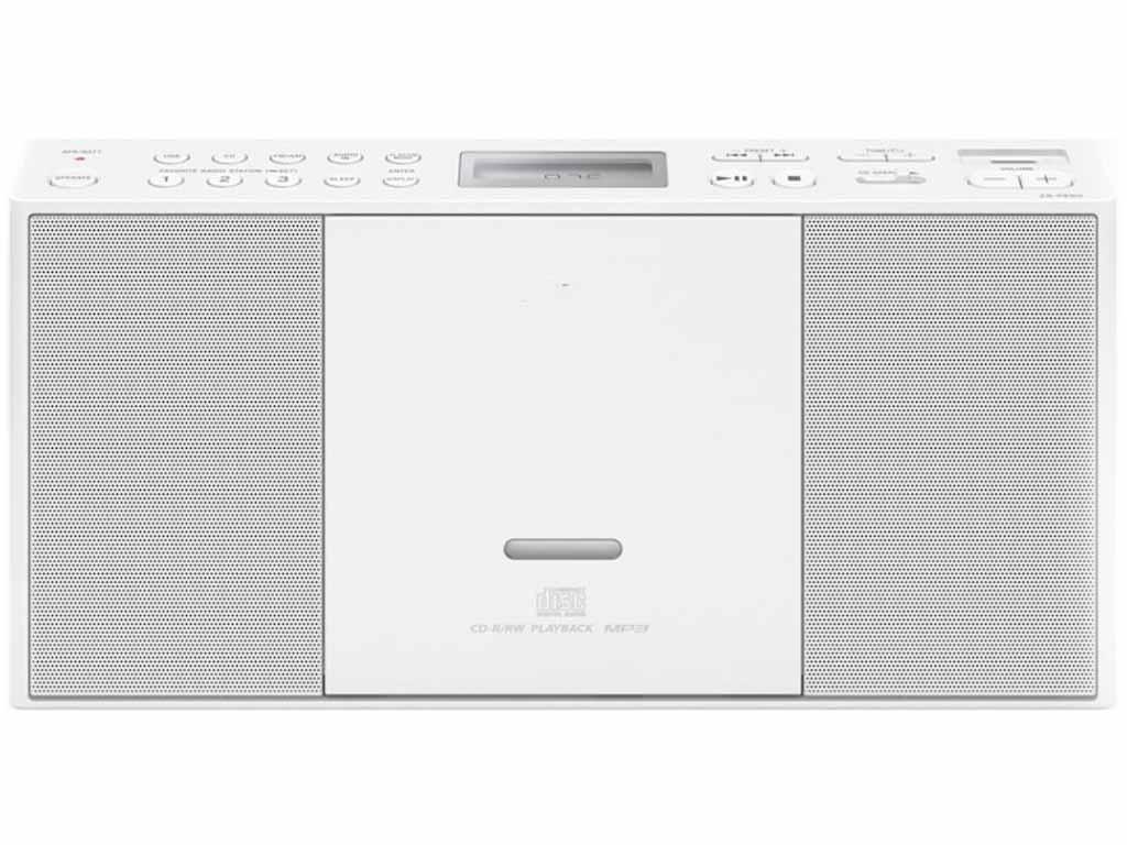 Магнитола Sony ZS-PE60 White