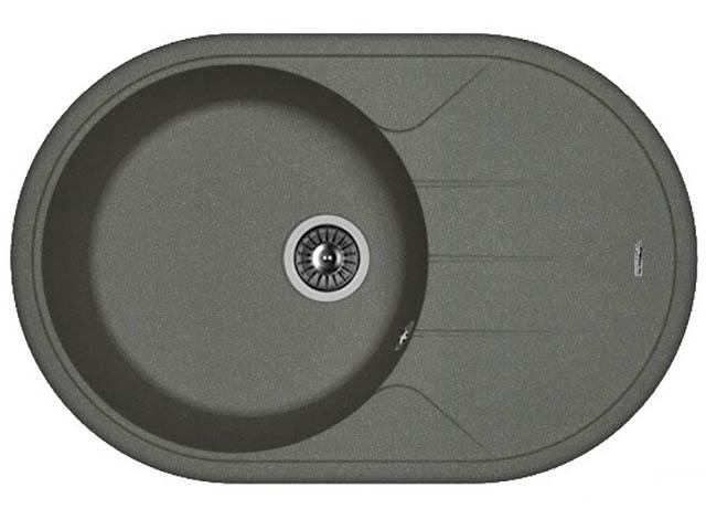 Кухонная мойка Florentina Лотос 780 Black FG 20.295.C0780.102 givenchy khol couture waterproof водостойкий карандаш для глаз 02 ореховый