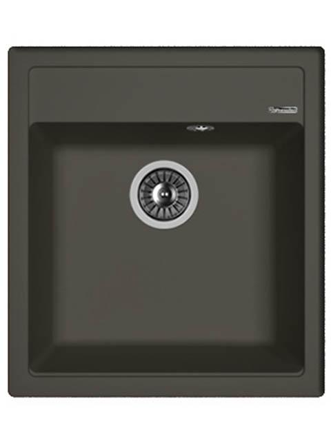 Кухонная мойка Florentina Липси 600 Anthracite FSm 20.120.D0600.302 кухонная мойка florentina липси 650 капучино