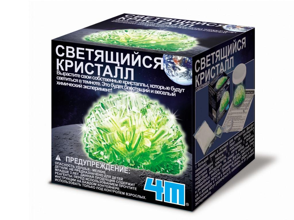 Игра 4M Светящийся кристалл 00-03918