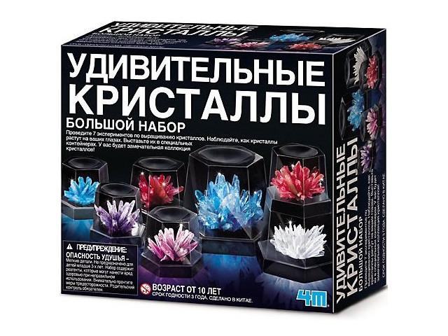 Игра 4M Удивительные кристаллы 00-03915/US
