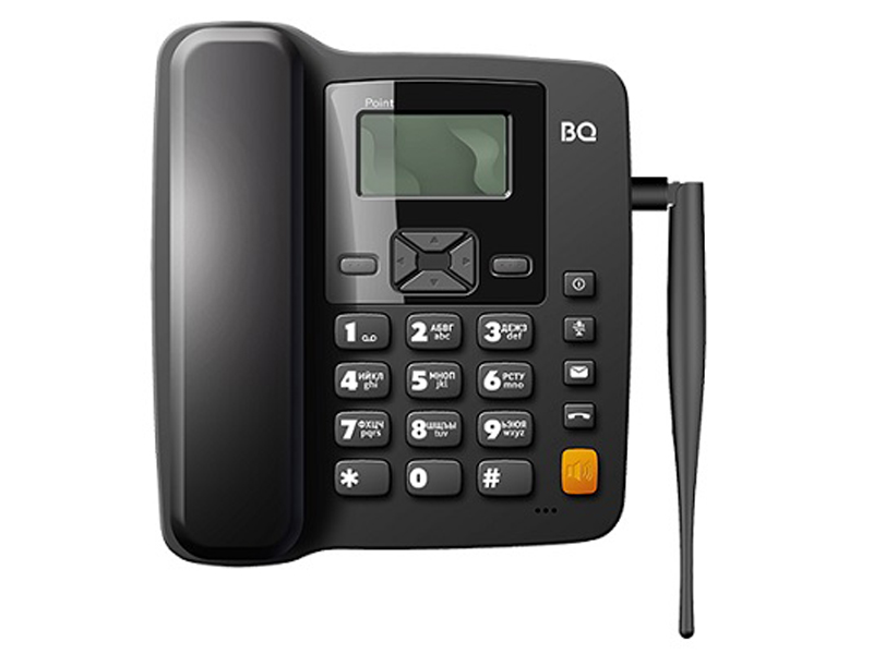 Телефон BQ 2410 Point Black