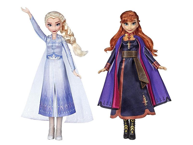 Игрушка Hasbro Поющая Кукла Холодное Сердце 2 E5498EW0