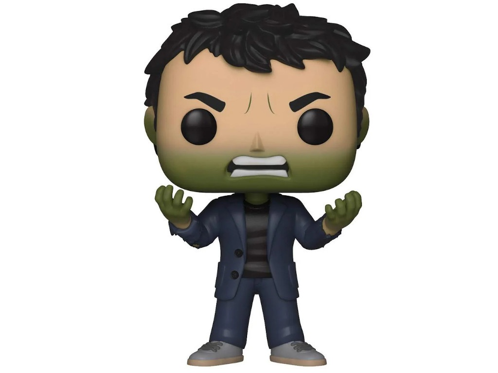 Фигурка Funko POP! Avengers Infinity War S2 Banner with Hulk Head 35776