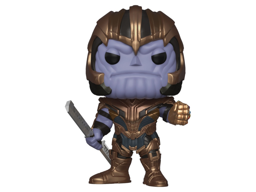Фигурка Funko POP! Bobble Marvel Avengers Endgame Thanos 36672