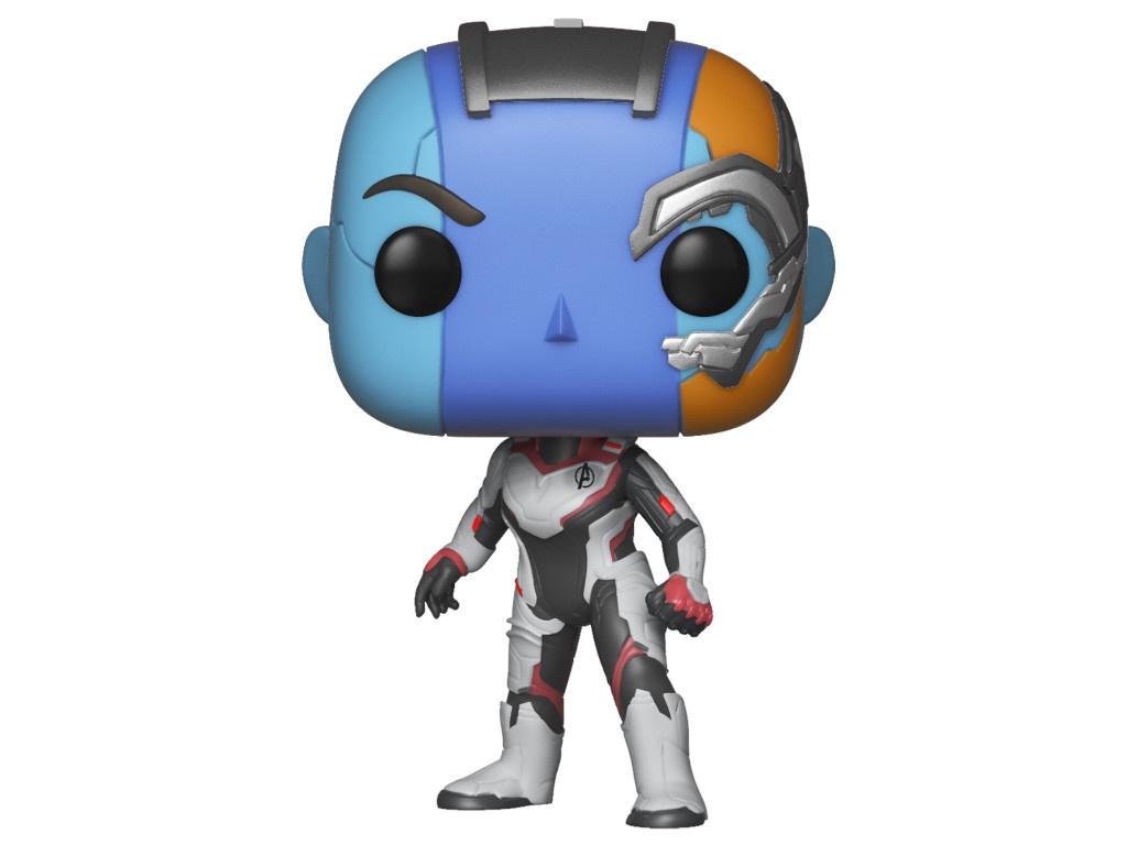 Фигурка Funko POP! Bobble Marvel Avengers Endgame Nebula 36667