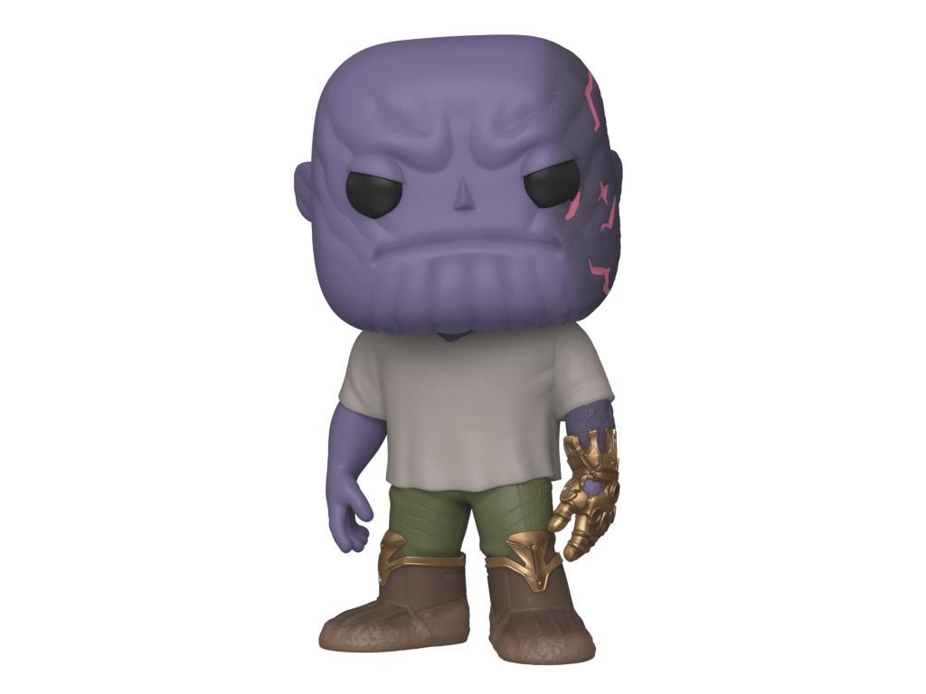 Фигурка Funko POP! Bobble Marvel Avengers Endgame Casual Thanos with Gauntlet 45141