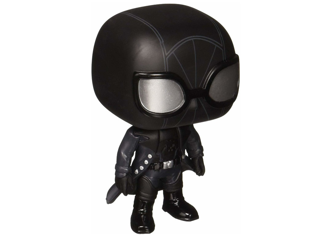 Фигурка Funko POP! Bobble Marvel Animated Spider-Man Noir 33978